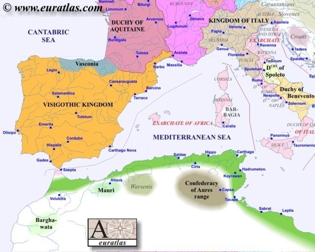 Europe Southwest 700